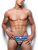 cheap -Men's Swim Shorts Swim Trunks Nylon Board Shorts Breathable Quick Dry Swimming Surfing Water Sports Painting Summer