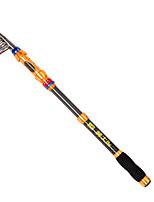 cheap -Fishing Rod Telescopic Rod 180/210/240/270/300/360 cm Carbon Fiber Portable Telescopic Freshwater Fishing