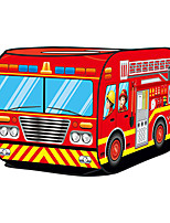 cheap -Play Tent & Tunnel Playhouse Teepee Fire Engine School Bus Food Truck Foldable Convenient Polyester Gift Indoor Outdoor Party Favor Festival Fall Spring Summer 3 years+ Boys and Girls Pop Up / Kid's