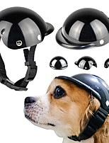 cheap -Dog Hats, Caps & Bandanas Safety Special Material ABS Black 1pc
