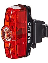 cheap -cateye - rapid mini rear rechargeable led bike safety tail light, 25 lumens