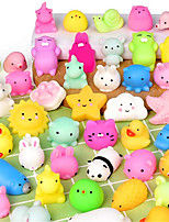cheap -Squishy Squishies Squishy Toy Squeeze Toy / Sensory Toy 28-45 pcs Mini Animal Stress and Anxiety Relief Kawaii Mochi For Kid's Adults' Boys and Girls