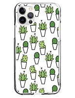 cheap -Floral / Botanical Scenery Case For Apple iPhone 12 iPhone 11 iPhone 12 Pro Max Unique Design Protective Case Pattern Back Cover TPU