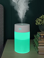 cheap -260ml USB Air Humidifier Aromatherapy Machine Ultrasonic Diffuser Essential Oil Household Portable Car Bedroom