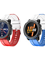 cheap -LV69 Smartwatch for Android iOS Samsung Apple Xiaomi Bluetooth 1.28 inch Screen Size IP 67 Waterproof Level Waterproof Touch Screen Heart Rate Monitor Blood Pressure Measurement Sports Stopwatch