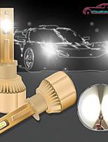 cheap -OTOLAMPARA Car LED Headlamps H7 / H4 / H11 Light Bulbs 6800 lm High Performance LED 68 W 2 For Volvo / Volkswagen / Toyota Rogue / Silverado / Wrangler 2018 / 2013 / 2014 2pcs