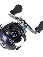 cheap -Fishing Reel Baitcasting Reel 7.1:1 Gear Ratio 17 Ball Bearings Easy Install for Sea Fishing / Fly Fishing / Freshwater Fishing