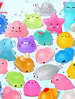 cheap -Squishy Squishies Squishy Toy Squeeze Toy / Sensory Toy 20-40 pcs Mini Animal Stress and Anxiety Relief Kawaii Mochi For Kid's Adults' Boys and Girls