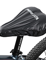 cheap -Bike Seat Saddle Cover / Cushion Waterproof Soft Durable Professional PVC(PolyVinyl Chloride) Cycling Road Bike Mountain Bike MTB Recreational Cycling Black