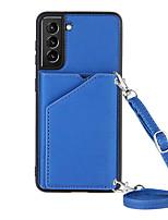 cheap -Phone Case For Samsung Galaxy A71 / Galaxy A51 / Galaxy A70s / Galaxy Note 20 / Galaxy Note 20 Ultra / Galaxy A81 / M60S / Galaxy A91 / M80S / Galaxy M51 / Galaxy S21 / Galaxy S21 Plus Card Holder