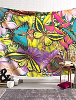 cheap -Wall Tapestry Art Decor Blanket Curtain Hanging Home Bedroom Living Room Decoration Polyester Butterfly
