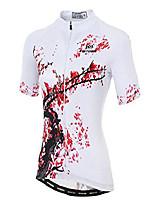 cheap -short sleeve lady cycle racing clothing suit bicycle bike shirts d26 (shirt 09, 3xl)