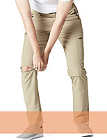 cheap -Men's Hiking Pants Trousers Hiking Cargo Pants Convertible Pants / Zip Off Pants Solid Color Summer Outdoor Tailored Fit Waterproof Ultra Light (UL) Antistatic Quick Dry Spandex Pants / Trousers Army