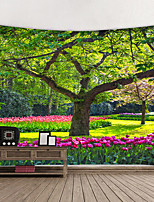 cheap -Wall Tapestry Art Decor Blanket Curtain Hanging Home Bedroom Living Room Decoration and Modern and Landscape and Forest