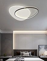 cheap -45/55 cm Circle Design LED Dimmable Ceiling Light Flush Mount Lights Aluminium Alloy Artistic Style Painted Finishes Artistic LED 220-240V