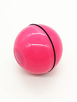 cheap -Ball Electrical Toy Dog Cat Kitten 1pc Round Rechargeable Lighting Automatic USB Charger Pet Exercise ABS+PC Gift Pet Toy Pet Play