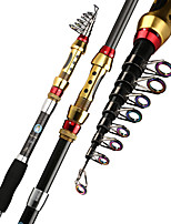 cheap -Fishing Rod Telescopic Rod 100/120/150/170/190/210/230 cm Carbon Portable Lightweight Sea Fishing