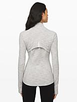 cheap -Women's Jacket Sports Basic Sporty Spring Jacket Regular Casual Nylon Coat Tops