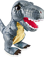 cheap -Stuffed Animal Interactive Doll Plush Toy Jurassic Dinosaur Tyrannosaurus Dinosaur Walking Interactive Cotton / Polyester Imaginative Play, Stocking, Great Birthday Gifts Party Favor Supplies Boys