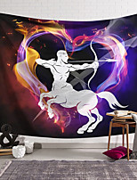 cheap -Wall Tapestry Art Decor Blanket Curtain Hanging Home Bedroom Living Room Colourful Polyester Centaur