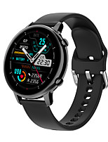 cheap -S33 Unisex Smartwatch Bluetooth Heart Rate Monitor Blood Pressure Measurement Sports Calories Burned Media Control Stopwatch Pedometer Call Reminder Activity Tracker Sleep Tracker