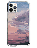 cheap -Creative Scenery Case For Apple iPhone 12 iPhone 11 iPhone 12 Pro Max Unique Design Protective Case Pattern Back Cover TPU