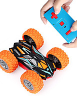 cheap -Toy Car Remote Control Car High Speed Rechargeable 360° Rotation Remote Control / RC Double Sided Buggy (Off-road) Stunt Car Racing Car 2.4G For Kid's Adults' Gift