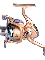 cheap -Fishing Reel Spinning Reel 5.2:1 Gear Ratio 10 Ball Bearings Easy Install for Sea Fishing / Fly Fishing / Freshwater Fishing