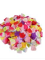 cheap -Petals Fabric Wedding Decorations Wedding Wedding All Seasons