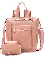 cheap -Women's Bags Bag Set Daily Office & Career Handbags Black Purple Blushing Pink Dark Blue