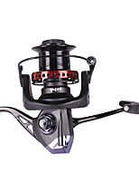cheap -Fishing Reel Spinning Reel 4.1:1 Gear Ratio 14 Ball Bearings Easy Install for Sea Fishing / Fly Fishing / Freshwater Fishing