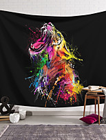 cheap -Wall Tapestry Art Decor Blanket Curtain Hanging Home Bedroom Living Room Decoration and Abstract and Fantasy