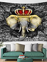 cheap -Wall Tapestry Art Decor Blanket Curtain Hanging Home Bedroom Living Room Decoration and Modern and Animal