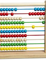 cheap -Abacus Developmental Math Toy Educational Toys Motor Skills 3+ Gift for Kids Boys Girls