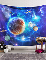 cheap -Wall Tapestry Art Decor Blanket Curtain Hanging Home Bedroom Living Room Modern Starry Sky  Galaxy