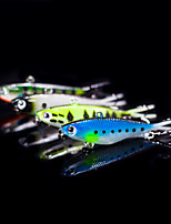cheap -5 pcs Fishing Lures Hard Bait Vibration / VIB Bass Trout Pike Lure Fishing