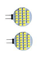 cheap -2pcs 2 W LED Bi-pin Lights 200 lm G4 6 LED Beads SMD 5730 Warm White Natural White White 9-30 V