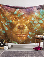 cheap -Wall Tapestry Art Decor Blanket Curtain Hanging Home Bedroom Living Room Decoration and Animal and Fantasy