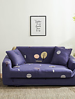 cheap -Sofa Cover Plants / Print / Floral Yarn Dyed Polyester Slipcovers