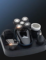 cheap -Full Body Washing 5-in-1 Shaver Machine Rechargeable Electric Shaver Five-blade Smart