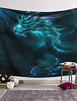 cheap -Wall Tapestry Art Decor Blanket Curtain Hanging Home Bedroom Living Room  Novelty Dragon Fantasy