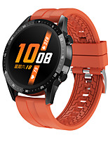 cheap -T30 Men Women Smartwatch Android iOS Bluetooth Waterproof Heart Rate Monitor Blood Pressure Measurement Sports Long Standby Sleep Tracker