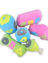 cheap -Chew Toy Interactive Toy Stuffed Animal Toy Sqeauking Toy Dog Cat Pet Exercise Releasing Pressure Chewing Teething Plush Gift Pet Toy Pet Play