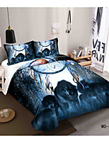 cheap -3-Piece Duvet Cover Set Hotel Bedding Sets Comforter Cover with Soft Lightweight Microfiber, Include 1 Duvet Cover, 2 Pillowcases for Double/Queen/King Microfiber(Include 1 Duvet Cover and 1or 2 Pillowcases)