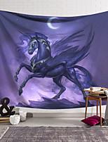 cheap -Wall Tapestry Art Decor Blanket Curtain Hanging Home Bedroom Living Room  Novelty Pegasus Fantasy