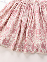 cheap -2020 children's clothing summer new products for small and medium-sized children sweet princess dress children's dress strap print girl skirt