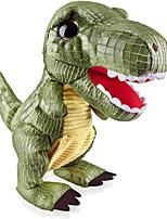 cheap -Stuffed Animal Interactive Doll Plush Toy Jurassic Dinosaur Tyrannosaurus Dinosaur Walking Interactive Cotton / Polyester Imaginative Play, Stocking, Great Birthday Gifts Party Favor Supplies Boys
