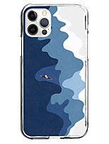cheap -Creative Nautical Case For Apple iPhone 12 iPhone 11 iPhone 12 Pro Max Unique Design Protective Case Pattern Back Cover TPU