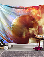 cheap -Wall Tapestry Art Decor Blanket Curtain Hanging Home Bedroom Living Room  Modern Colourful Sky  Galaxy