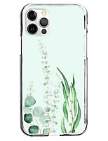 cheap -Floral / Botanical Case For Apple iPhone 12 iPhone 11 iPhone 12 Pro Max Unique Design Protective Case Pattern Back Cover TPU